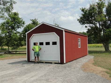 Pre Assembled Garage by 61 Best Ideas About Prefab Garage Sheds On