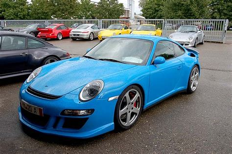 porsche ruf rt12 all the shades of blue offered by porsche page 22