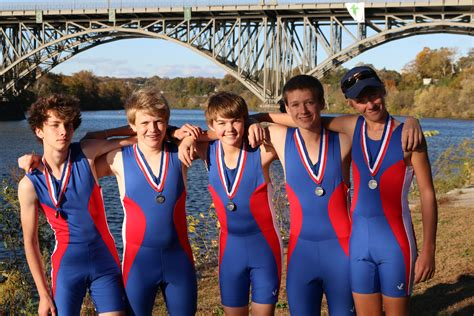 roeien jeugd norwalk river rowing finishes strongly at the head of the