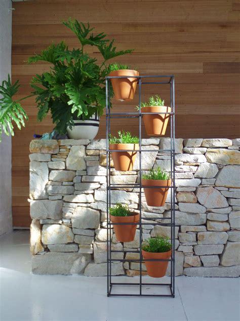 vertical pot plant holder google search indoor