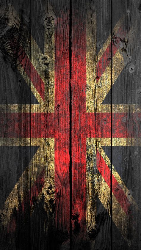 wallpaper iphone england uk wood flag the iphone wallpapers