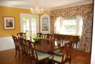 the dining room tour felt so