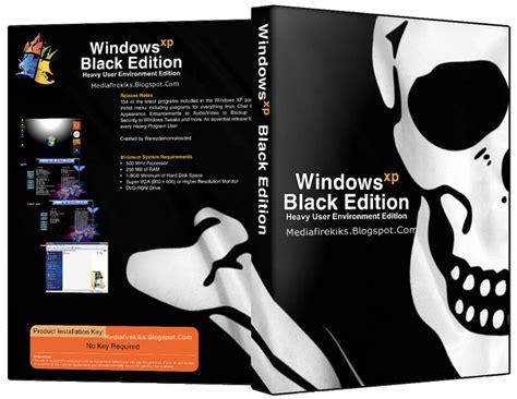 wallpaper windows xp black edition mediafirekiks free softwares games and wallpapers