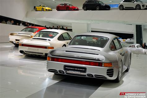Museum Porsche by Gallery Porsche 959 Special Exhibition At Porsche Museum