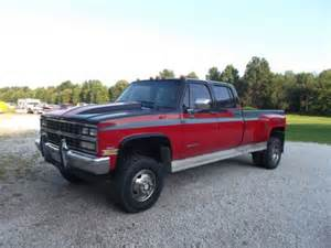 buy used chevy 3500 crew cab 4x4 dually in kinsman ohio united states