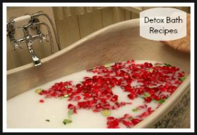 Detox Foot Baths Recipes by Benefits And Uses For Epsom Salt