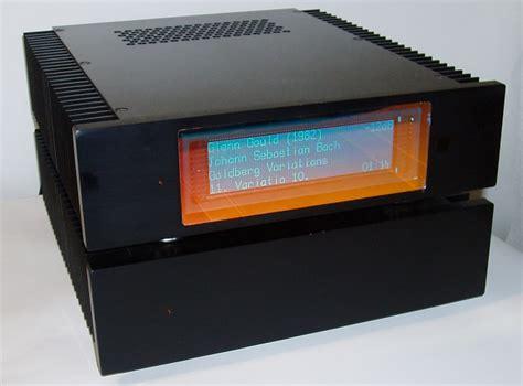 The Shelf Htpc by Eumeles Media Player Stereo Lifier