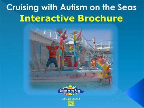 What S Included what s included autism on the seas