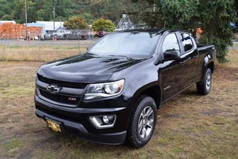 Brads Cottage Grove Chevrolet by Chevrolet Colorado For Sale In Oregon Carsforsale