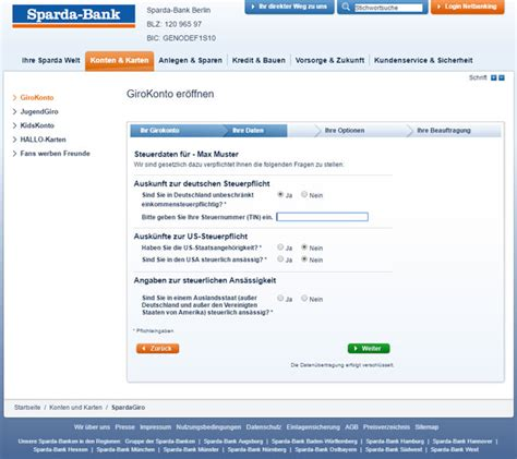 berliner bank konto kündigen sparda bank girokonto