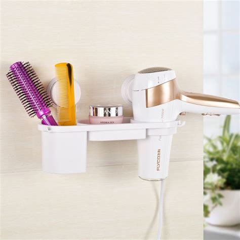 bathroom hair dryer storage 17 best ideas about hair dryer storage on hair