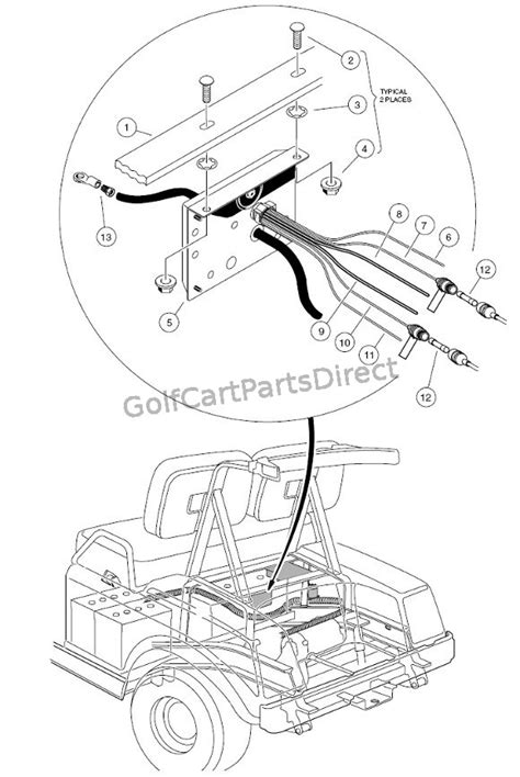 On-Board Computer 48V - Club Car parts & accessories