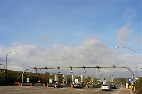 stopping toll roads  orange county cash