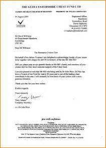 Business Letter Exles Uk 9 Business Letter Format Uk Park Attendant