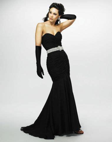 The Evening Black Dress 1 versatile black evening dresses are worth choosing trendy dress