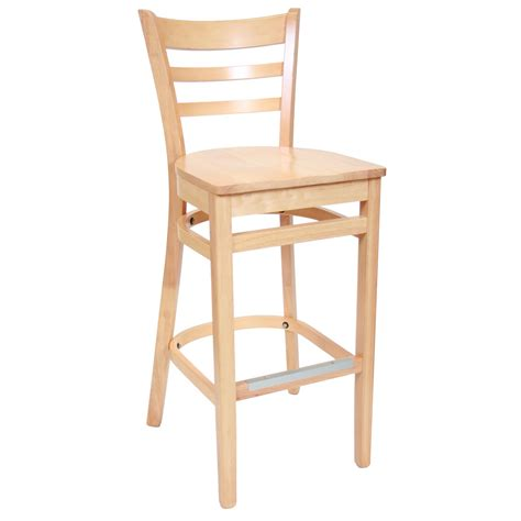 Wooden Bar Stool With Back Shop A1 Restaurant Furniture For Wooden Bar Stools Bar Restaurant Furniture Bar Stools With Backs