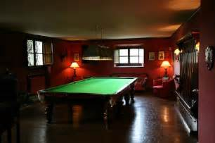 Billiard Room Decor The Original Cave The Secret Of S Dressing