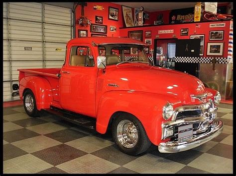 Chevy Truck With Rear Wheel Steering by 1954 Chevrolet 5 Window Ls1 4 Wheel Disc Brakes At
