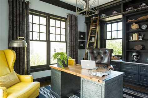 Home Office Design Minneapolis Minnesota Residence Transitional Home Office
