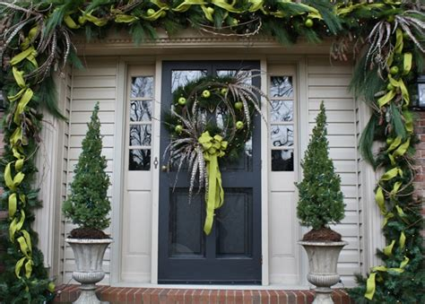 Front Door Decorating Ideas 52 Beautiful Front Door Decorations And Designs Ideas Freshnist