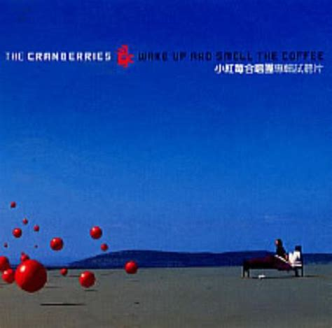 The Cranberries Up And Smell The Coffee 2001 Original Kaset New the cranberries up and smell the coffee album sler taiwan promo cd single cd5 5