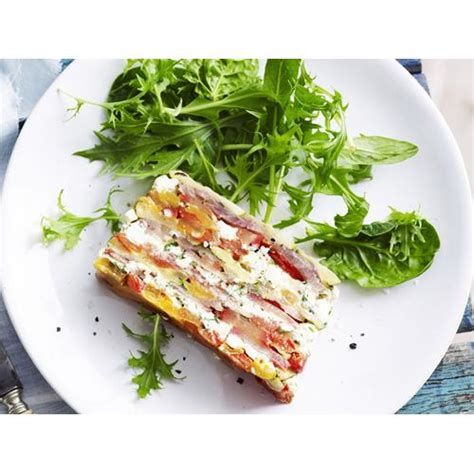 9 vegetables terrine summer vegetable terrine recipe food to