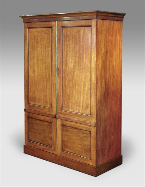 Antique Wardrobes by Mid Nineteenth Century Wardrobe Antique Mahogany Cupboard Mahogany Wardrobe