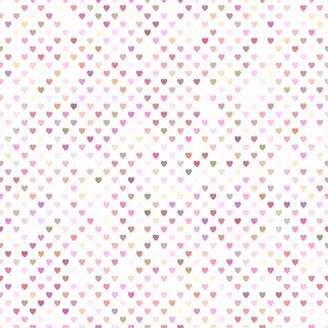 pink heart pattern background seamless pink heart pattern background design vector