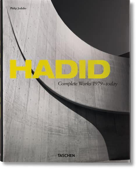 hadid complete works 1979 today taschen books