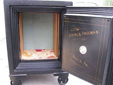 vintage stiffel ls price guide stiffel freeman antique safe w working yale combination
