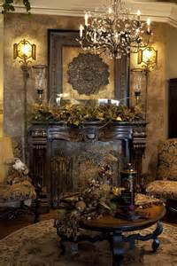 elegant christmas themed mantel decoration for house