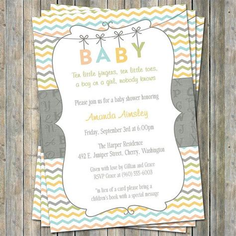 Baby Shower Letter by Best 25 Alphabet Baby Showers Ideas On
