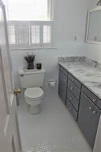 Images Of Bathrooms Makeovers - the long and short of it budget bathroom makeover