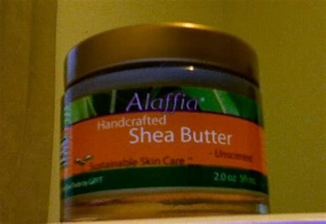 Alaffia Handcrafted Shea Butter Unscented - alaffia unscented shea butter reviews photos ingredients