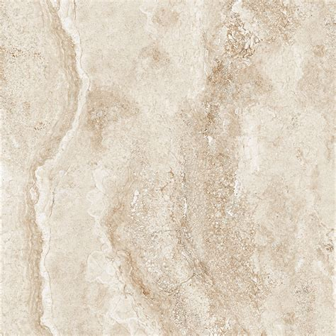 Marble Flooring by Flavia Marble Effect Beige Gloss 450 X 450mm Tiles Stoke