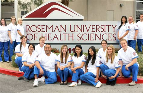 Roseman Of Health Sciences Mba Rankings by Roseman Nevada Cancer Institute Foundation