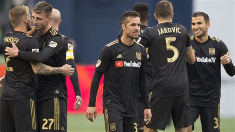 mls los angeles fc win major league soccer match