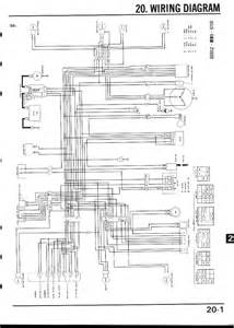 honda nx 650 88 89 nx650 t section 20 wiring diagram pdf