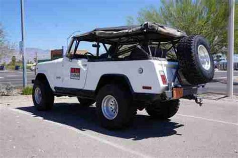 73 Jeep Commando Sell Used 73 Jeep Commando Jeepster New Everything V8