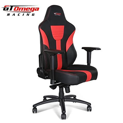 Office Chairs Xl Gt Omega Master Xl Racing Office Chair Black And
