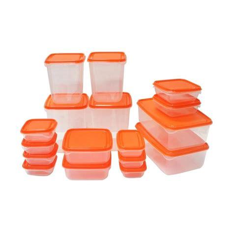 Daftar Ikea Pruta jual ikea pruta 17 set in one wadah penyimpanan makanan