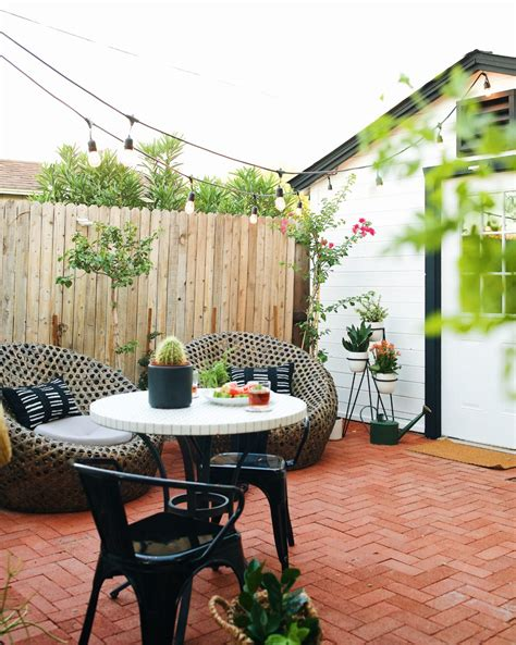 Backyard Bistro by Our Backyard Bistro Area The Reveal New Darlings