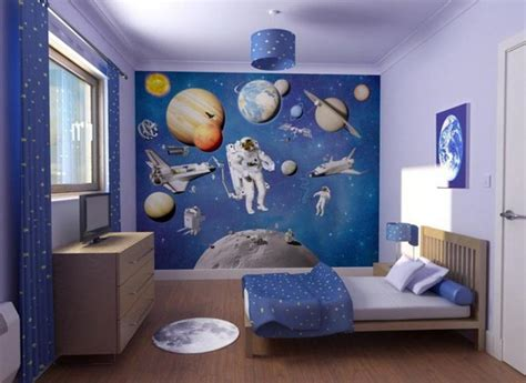 space themed bedroom 15 fun space themed bedrooms for boys rilane