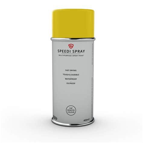 acrylic spray paint yellow speedi spray yellow acrylic spray paint 400 ml paint