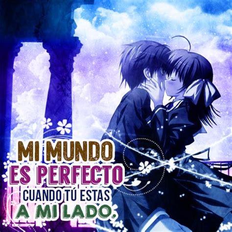 imagenes bonitas de amor anime hermosas imagenes de anime con frases de amor imagenes