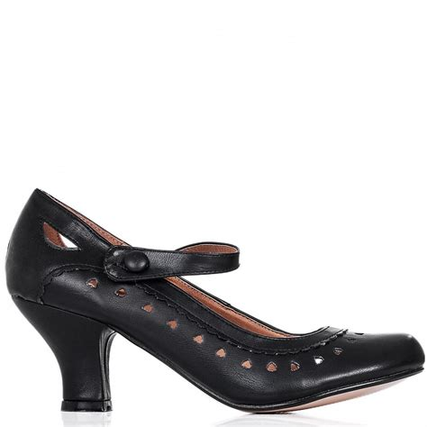 dolly shoes melody kitten heel toe dolly court