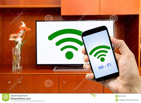 Wifi At Home by Wifi Connection At Home Stock Photo Image 60371832