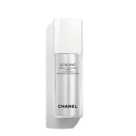Harga Chanel Blanc Essentiel Serum le blanc s 201 rum 201 claircissant unifiant soin chanel