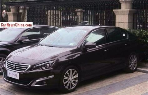 peugeot 408 coupe for sale spy shots new peugeot 408 sedan spied on the street in