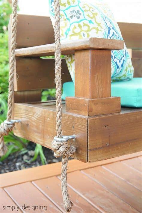 diy   build  porch swing porch swing building